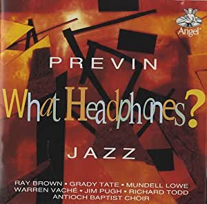 Andre Previn: What Headphones?