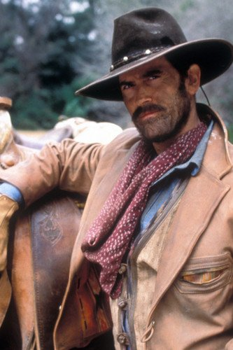 bruce-campbell-in-adventures-of-brisco-counry-jr-by-horse-24x36-poster
