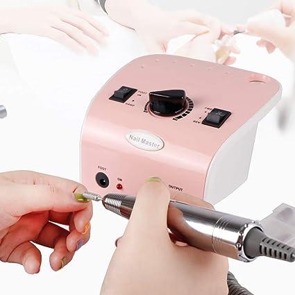 Kit Manicura Eléctrico Eliminar Uñas Acrilicas Kit Completo