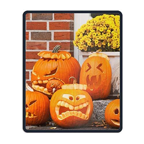 Halloween Eve Pumpkins Gaming Mouse Pad Custom Stylish