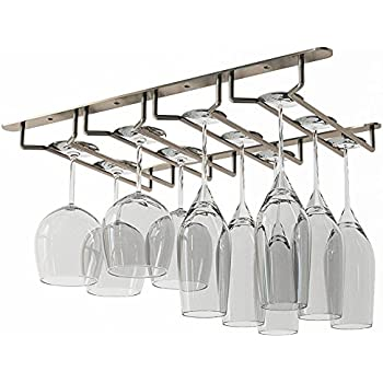 wallmounted glass stemware acrylic wineracks mounted hanging wine racks wall rack
