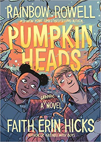 Image result for pumpkinheads rainbow rowell