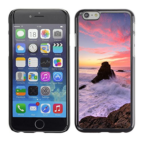 "Premio Sottile Slim Cassa Custodia Case Cover Shell // F00012179 californie côte // Apple iPhone 6 6S 6G PLUS 5.5"""