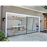2-Car-Garage Screen Kit (16 W x 7 tall) by Palos Designs