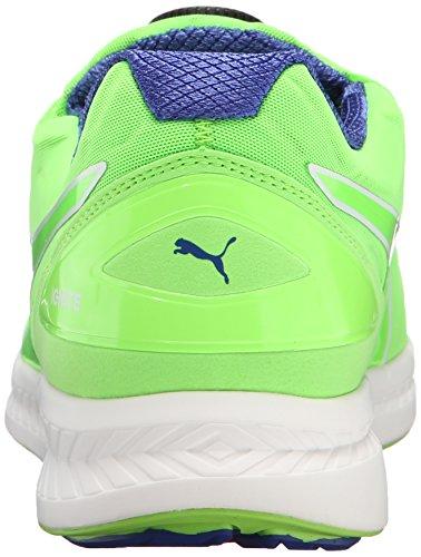 Puma Disc Ignite las zapatillas de running Green Gecko/Surf The Web