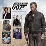 James Bond Compilation 2011 Wall Calendar