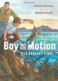 Boy in Motion, Ainslie Manson, 1553652525
