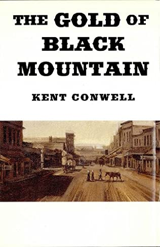 book cover of The Gold of Black Mountain