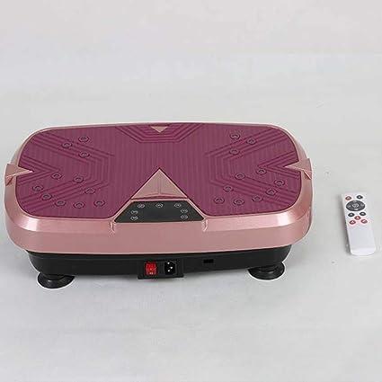 Máquina de plataforma vibratoria, entrenamiento de masaje ...