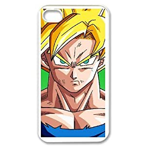iPhone 4,4S Cell Phone Case White Dragon Ball NF9468234