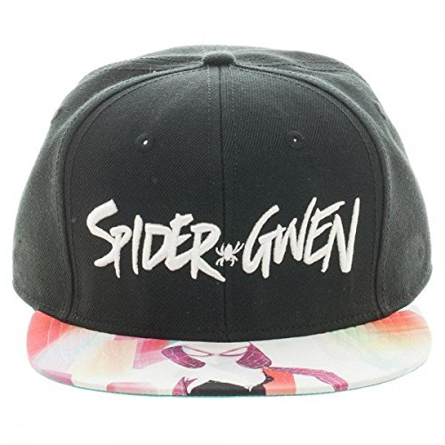 Spider Gwen Sublimated Bill Snapback