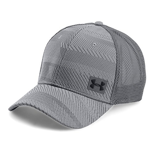 Under Armour UA Blitz Trucker Cap OSFA Steel