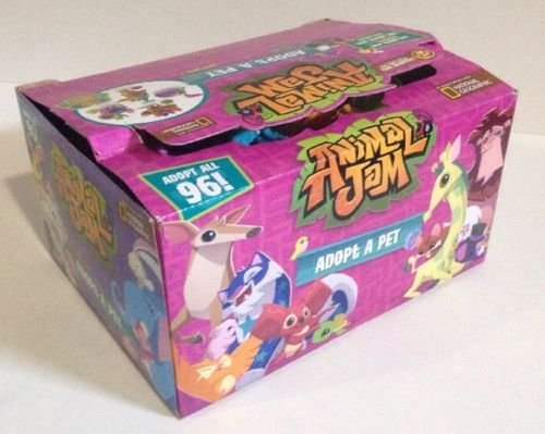 Animal Jam Adopt A Pet Series 1 Blind Bag House (Case of 24)
