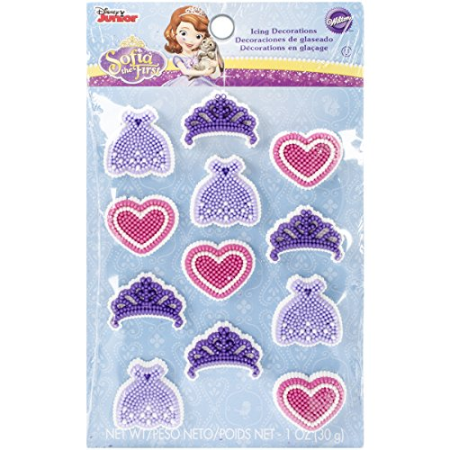 Wilton 710-2034 Sofia The First Icing
