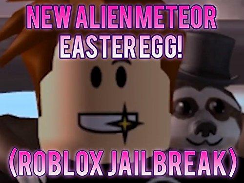 VHS : New Alien Meteor Easter Egg