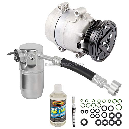 - AC Compressor w/A/C Repair Kit For Chevy Camaro & Pontiac Firebird 1998-2001 - BuyAutoParts 60-80191RK New