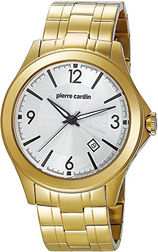 Pierre Cardin -Wristwatch, Analog Quarzo, acciaio inossidabile, Man