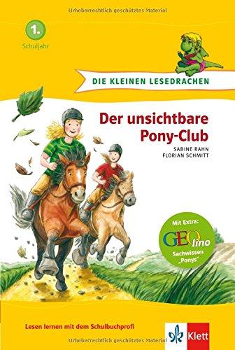 Download Der Unsichtbare Pony-Club (German Edition) PDF