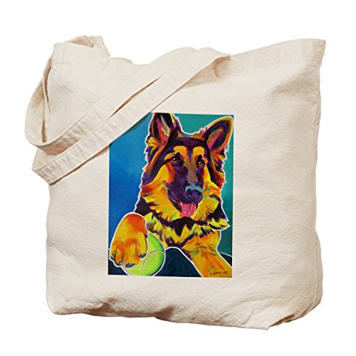 CafePress German Shepherd Natural Shopping