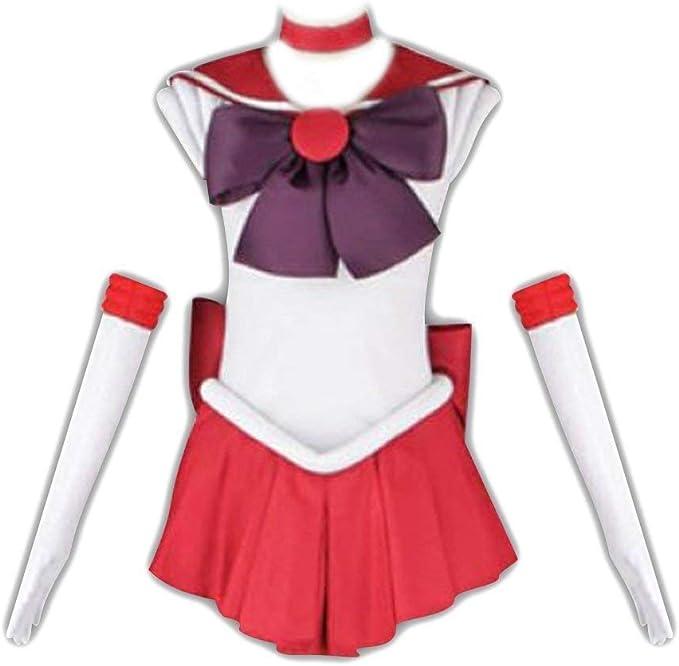 hengGuKeJiYo 2019 Pretty Guardian Sailor Cartoon Movie Cosplay Girl Mercury Moon Mars Dress Pretty Soldier Moon