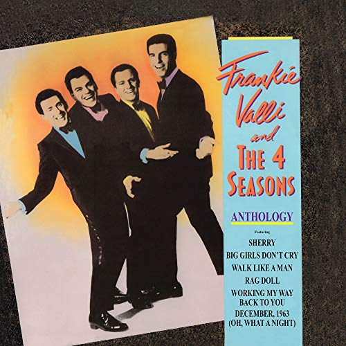 Anthology-Greatest Hits (180 Gram Audiophile Vinyl/Limited Anniversary Edition/Gatefold Cover) (Best Of Frankie Valli And The Four Seasons)