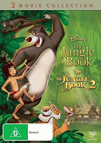 The Jungle Book and The Jungle Book 2 [NON-USA Format / PAL / Region 4 Import - Australia]