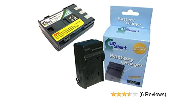 1200mAh 3.7V Lithium-Ion Compatible with Canon NB-5L Digital Camera Batteries and Chargers Replacement for Canon IXY 910 is Battery and Charger