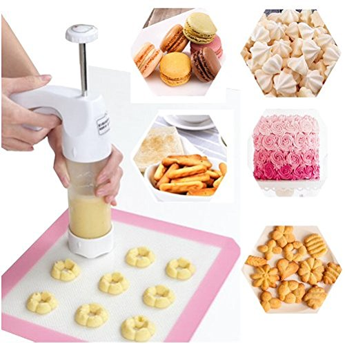 Nueva Hornear Repostería herramientas molde para galletas ...