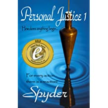 Personal Justice 1 (Personal Justice 8 book series) Gold Winner in Dan Poynter's Global eBook awards