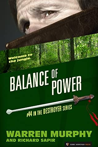 book cover of Balance of Power