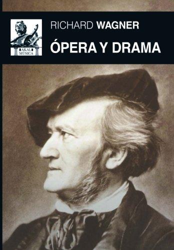 Descargar Libro Ópera Y Drama Richard Wagner