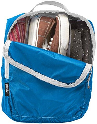 519ONVZ3VcL - Eagle Creek Pack-It Specter Multi-Shoe Cube, Brilliant Blue