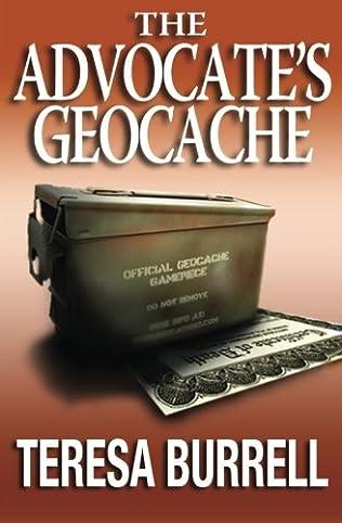 book cover of The Advocate\'s Geocache