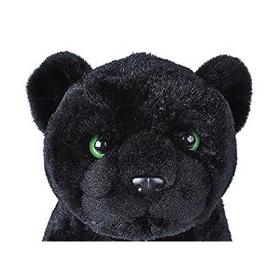 Wild Republic - Cuddlekins jaguar, 30 cm, color negro (19414), Multi,: Toys & Games