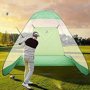 Amazon.com : Golf Practice Net, Portable Driving Range Pop ...