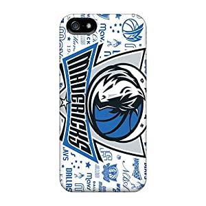 Fashionable WFJ4844VNrl Iphone 5/5s Cases Covers For Dallas Mavericks Protective Cases