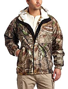 Whitewater Men's Reversible Sherpa Jacket (Realtree All Purpose Snow, Large)