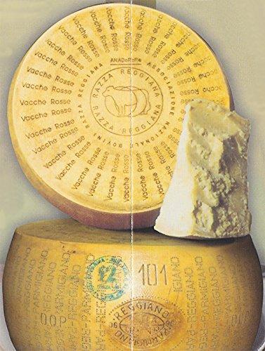 Parmigiano Reggiano PDO''VACCHE ROSSE/RED COWS'' seasoned 24/30 months, 2.2 lbs by Parmigiano Reggiano PDO Vacche Rosse (Image #4)