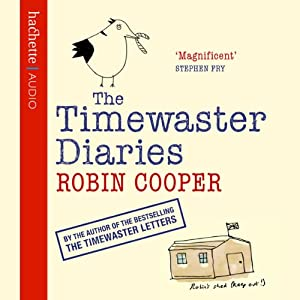 Timewaster Diaries Audiobook