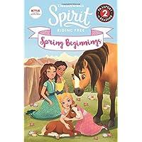 Spirit Riding Free: Spring Beginnings (Passport to Reading)