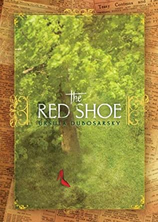 book cover of The Red Shoe