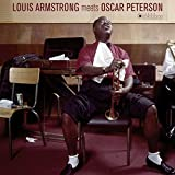 Louis Armstrong Meets Oscar Peterson [Import anglais]