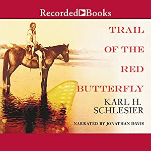 Trail of the Red Butterfly Audiobook