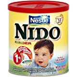 Nestle Nido Milk Powder, Age 1+ with Prebiotic Ingredients, 12.6-Ounce Containers (Pack of 3)