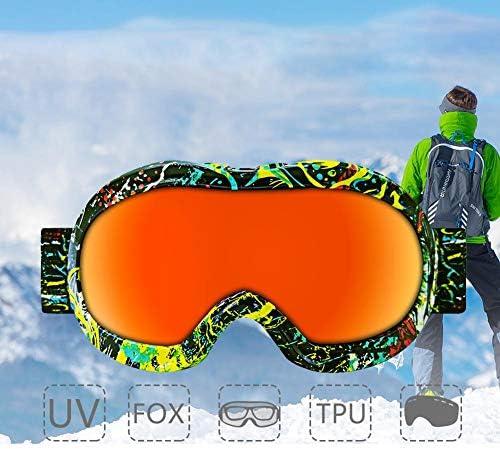 Berg Gafas glaciar Gafas, escalador Gafas Gafas de esquí ...