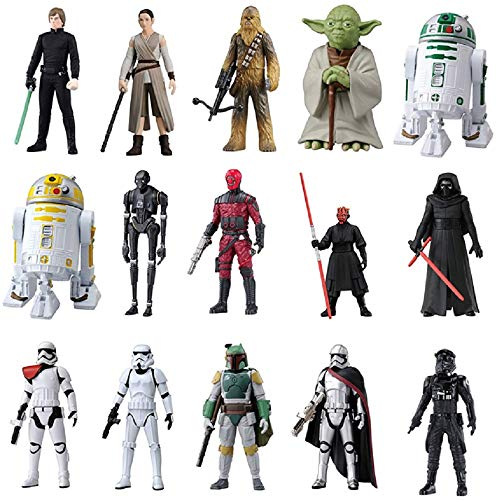 Takara Tomy Metal Collection Meta-Colle Metakore Star Wars S