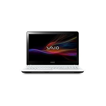 Sony VAIO SVF1521M6E - Ordenador portátil (Portátil, Color blanco, Concha, i5-3337U, Intel Core i5-3xxx, BGA1023): Amazon.es: Informática