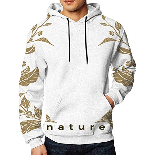 Men's Realistic 3D Print Gotland Sheep On Meadow Typical Swedish Animals Animal Hooded Sweatshirt Hoodies Big Pockets XXL
