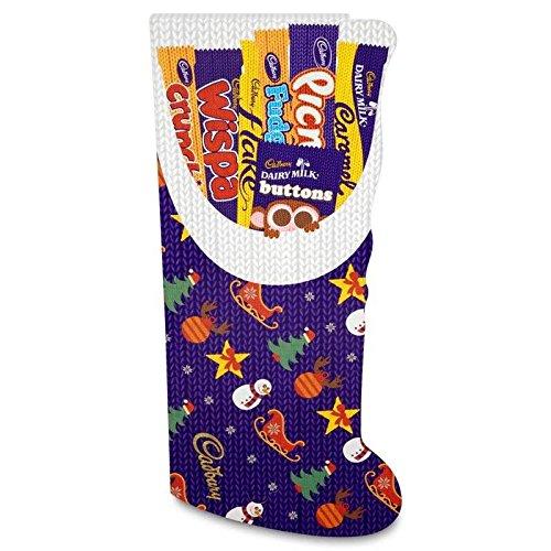 Cadbury Chocolate Selection Stocking 208g