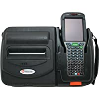 Datamax 200440-101 Direct Thermal Printer, Print pad CN3 4, Serial, 4 MB Flash, 2 MB RAM, 2 Batteries, Paper Hand Strap